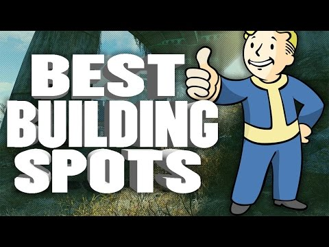 How To Increase The Building Size In Fallout