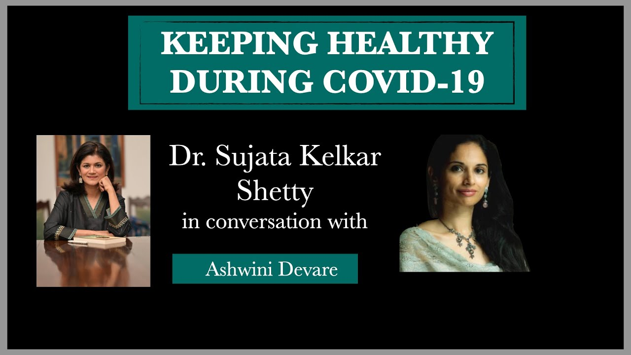 Mental Health & Well-Being during Pandemic | Perspectives with Ashwini Devare