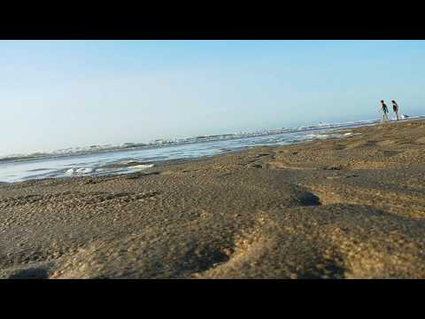 Short Timelapse beach Oostende, Belgium