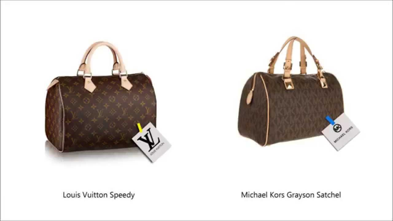 ee2a889e7295 Is Michael Kors Copying From Other Designers  - YouTube