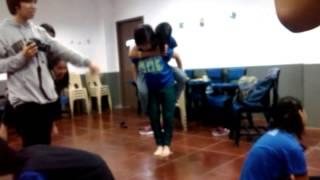 NU Peers Paper Dance