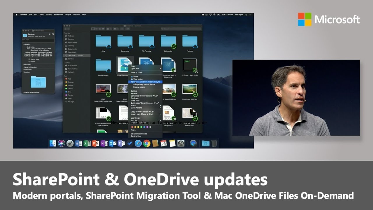 Microsoft SharePoint and OneDrive updates | Microsoft Ignite 2018