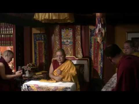 The Foundation of All Good Qualities with H. E. the 7th Ling Rinpoche 9/2/2016