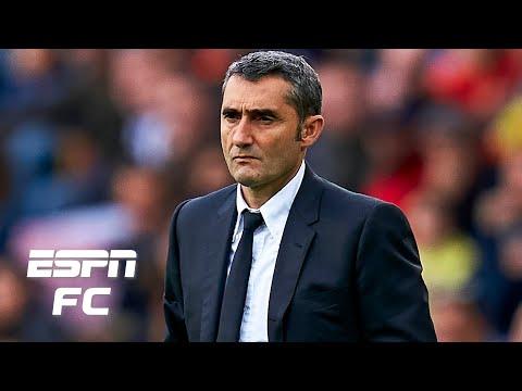 Barcelona SACK Ernesto Valverde: What was the last straw? | La Liga