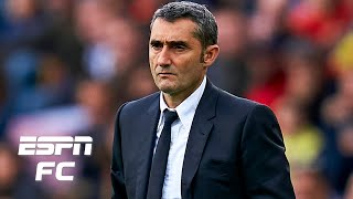 Barcelona SACK Ernesto Valverde: What was the last straw? | La Liga