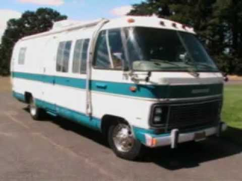 1977 Argosy M24 Aluminum Motorhome Youtube