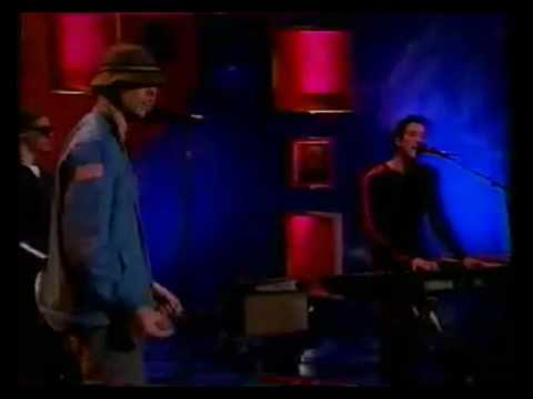 The New Radicals -  You get what you give - Live