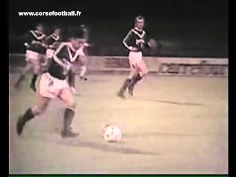 Bordeaux 1 - 0 Bastia (10-03-1979) Coupe de France