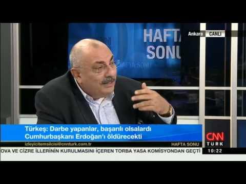 Türkeş: Darbe yapanlar, başarılı olsalardı Cumhurbaşkanı Erdoğan'ı öldürecekti