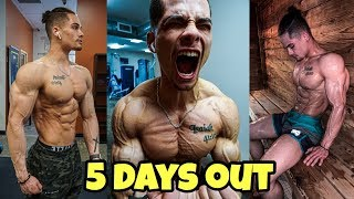 CHANGING DAILY... 5 Days Out | NCP Jr. Nationals | Men