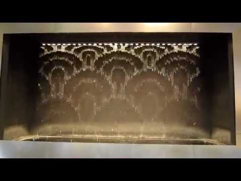 new design of Water Fountain in japan.flv