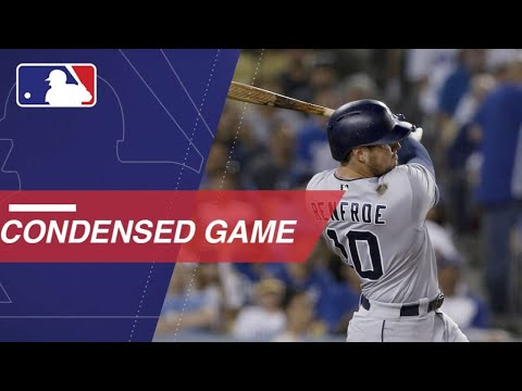 Condensed Game: SD@LAD  92118
