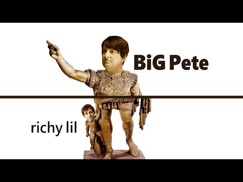 Big Pete Gregory, illest & chillest emperor - Silicon Valley