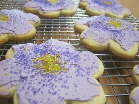 The Best Ever Sour Cream Sugar Cookies