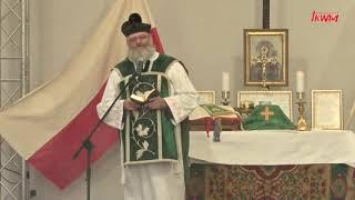Reportaż: Uroczysta Msza Święta w intencji Powstańców Warszawskich i ludności cywilnej