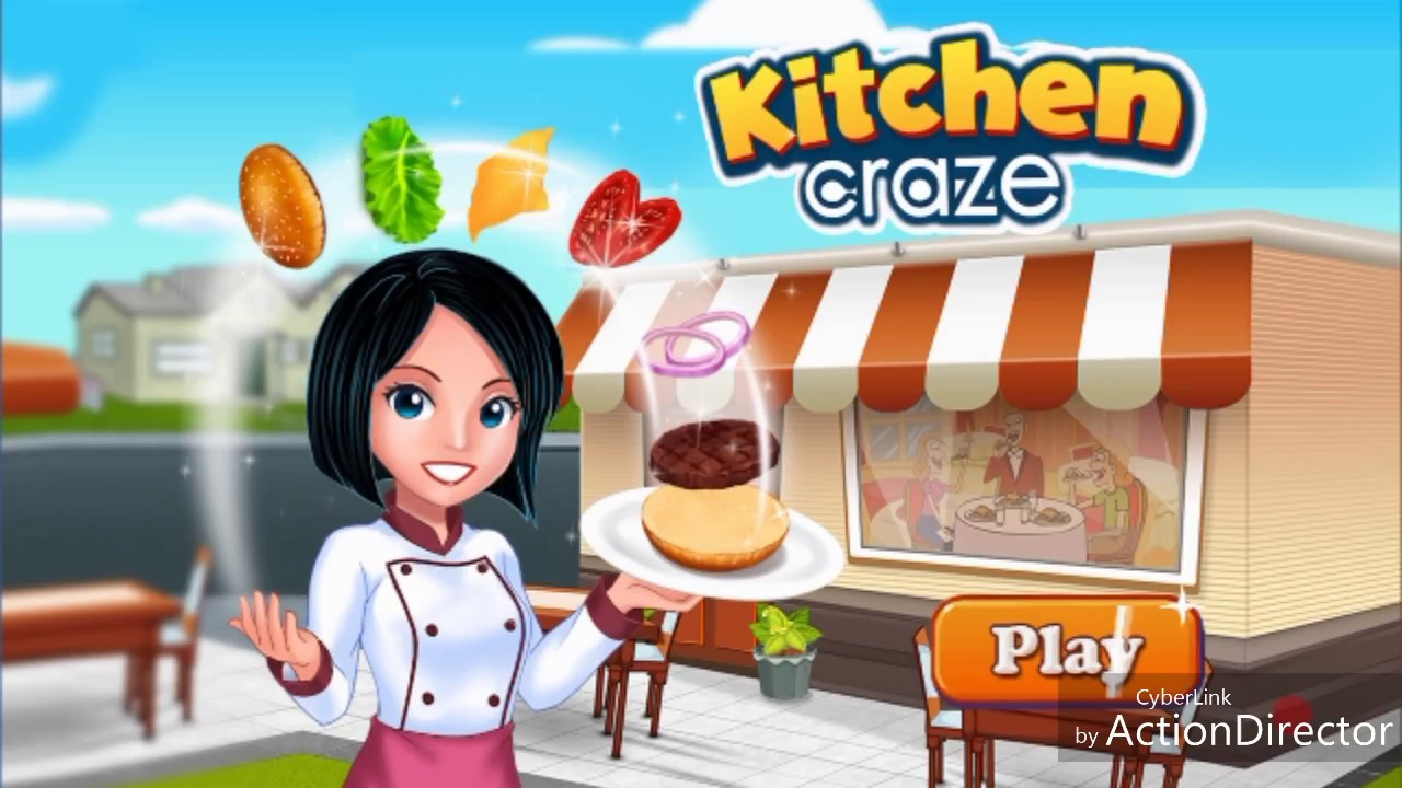 Kitchen craze master chef gameplay