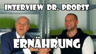 Was Dr. Karl J. Probst und ich am Tag essen | ungewöhnlich Alge