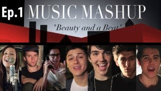 "Music Mashup: ""Beauty and a Beat"" by Justin Bieber ft. Nicki Minaj"