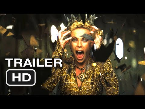 Snow White & the Huntsman Official Trailer #1 - Charlize Theron, Kristin Stewart (2012) HD