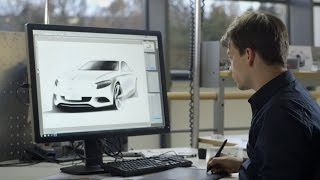 The making of the new C-Class – Design - Mercedes-Benz original