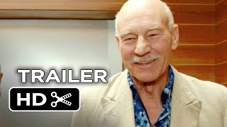 Hunting Elephants Official Trailer 1 (2015) - Patrick Stewart Comedy HD