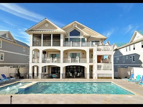 Outer Banks Virtual Vacation Rental Tour - Harry's Harbor ER007