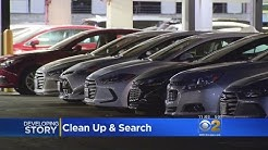 Cars Stolen From Hertz Rental Lot At O'Hare Airport