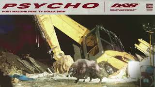 Post Malone - Psycho (Clean) (Radio Edit) (Best Edit) (feat. Ty Dolla $ign)