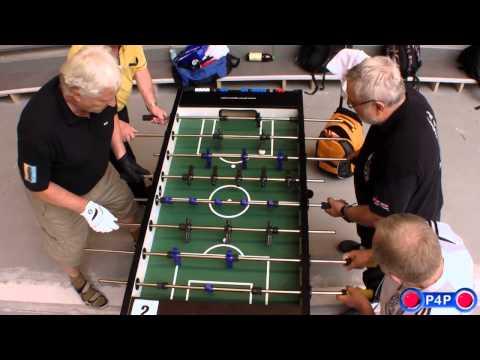 P4P München 2013 - SD-Finale - Hans Fackler / Friedrich Kircher -- Harry Siegmund / Karl Demel