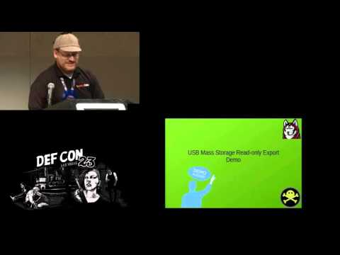 DEF CON 23 - Dr Phil Polstra - One Device to Pwn Them All