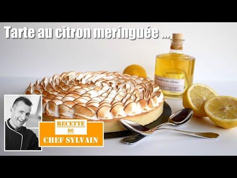 Tarte au citron meringuée - Un classique à ne pas manquer !
