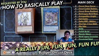 Really Fun Orcust Budget Deck + Combo REQUESTED by You