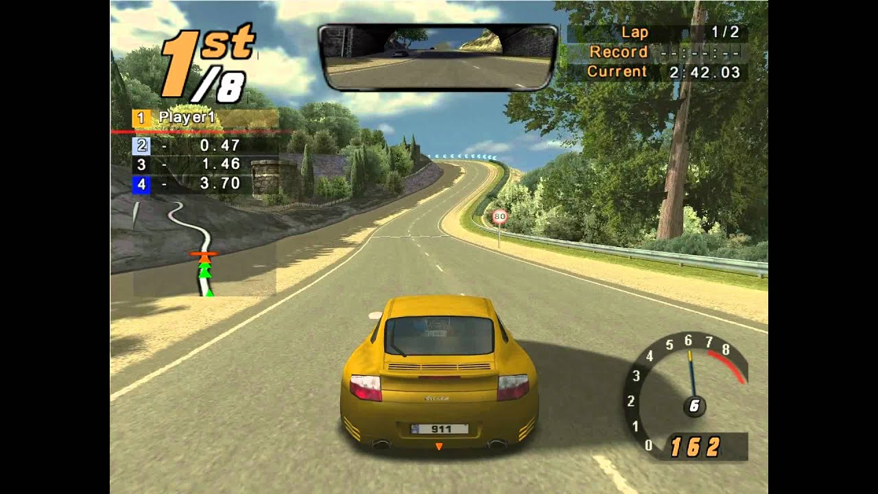 Need for Speed - Hot Pursuit 2 PS2 HD (PCSX2 r5294) - Porsche Quick Race by  RealWomi