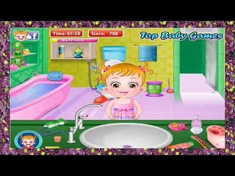 Baby Hazel Bathroom Hygiene - Full Episode Game - Hazel ...