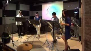 2016 9/26 Tonalite Saxophone Quartet CRYSTAL My favorite things for...