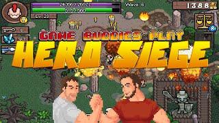Hero Siege Gameplay Review PC - Epic 8-bit Indie Hack-N-Slash