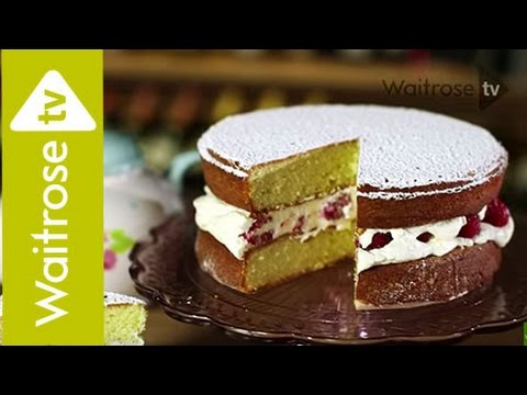 The Perfect Victoria Sandwich | Waitrose