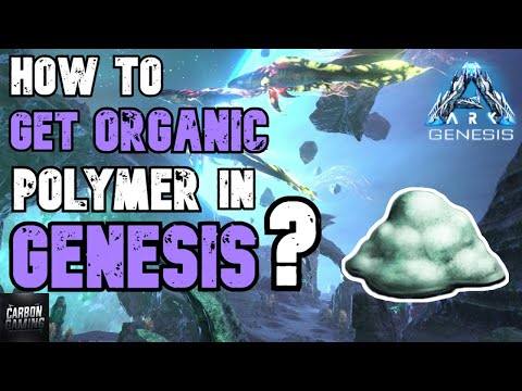 Ark Genesis How To Get Organic Polymer Arksurvivalevolved Though organic polymer is not used to craft ghillie armor in primitive plus, instead feathers are used. reddit