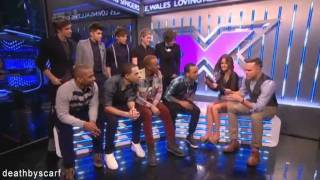 One Direction and JLS on the Xtra Factor ~ Boyband Quiz