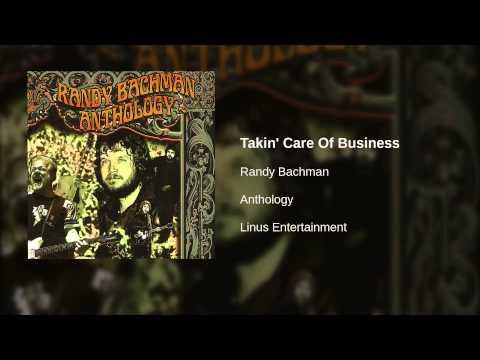 Randy Bachman - Takin