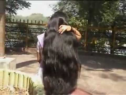 silky hair indian teen nude