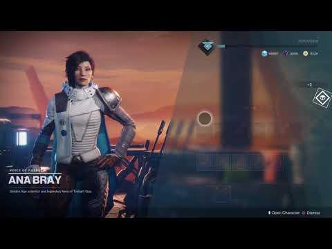 Destiny 2 Mindlab
