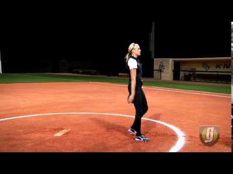 Jennie Finch Pitching Instruction :: ASL Productions