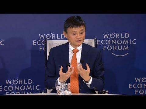 Alibaba com'un kurucusu Jack Ma'dan çarpıcı tespitler