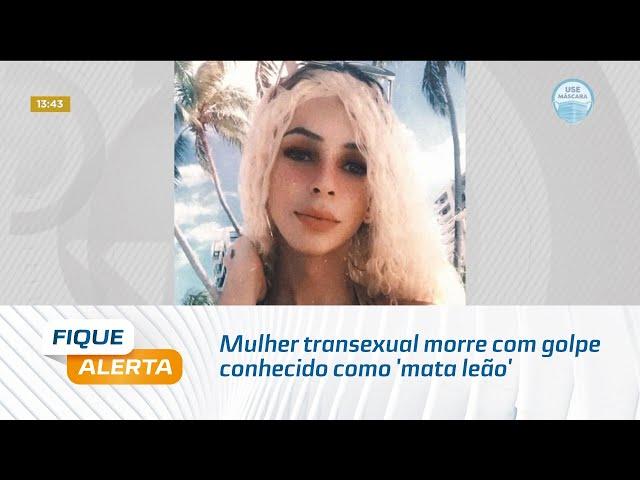 Mulher transexual morre com golpe conhecido como 'mata leão' em prédio de Cruz das Almas