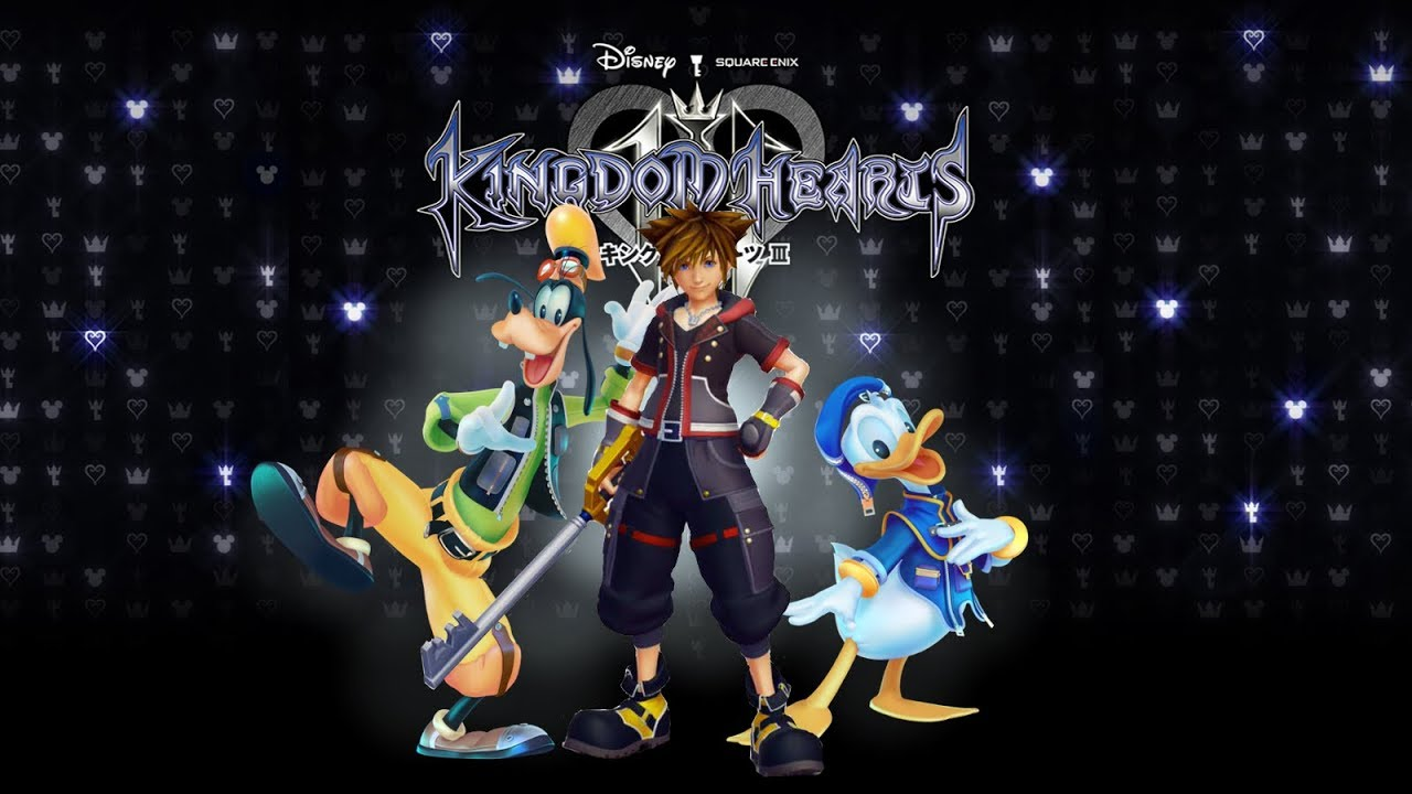 Kingdom Hearts 3 End Game + Final Boss Proud Difficulty (PS4)