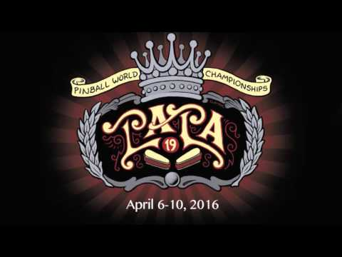 2015-16 PAPA Circuit Pinball Tournament Final Rounds