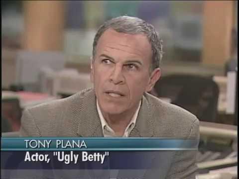 Introduction to Tony Plana