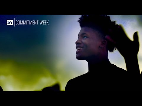 B/R Commitment Week: 5-Star WR Tee Higgins Commits with Unreal 4th of July Fireworks Show