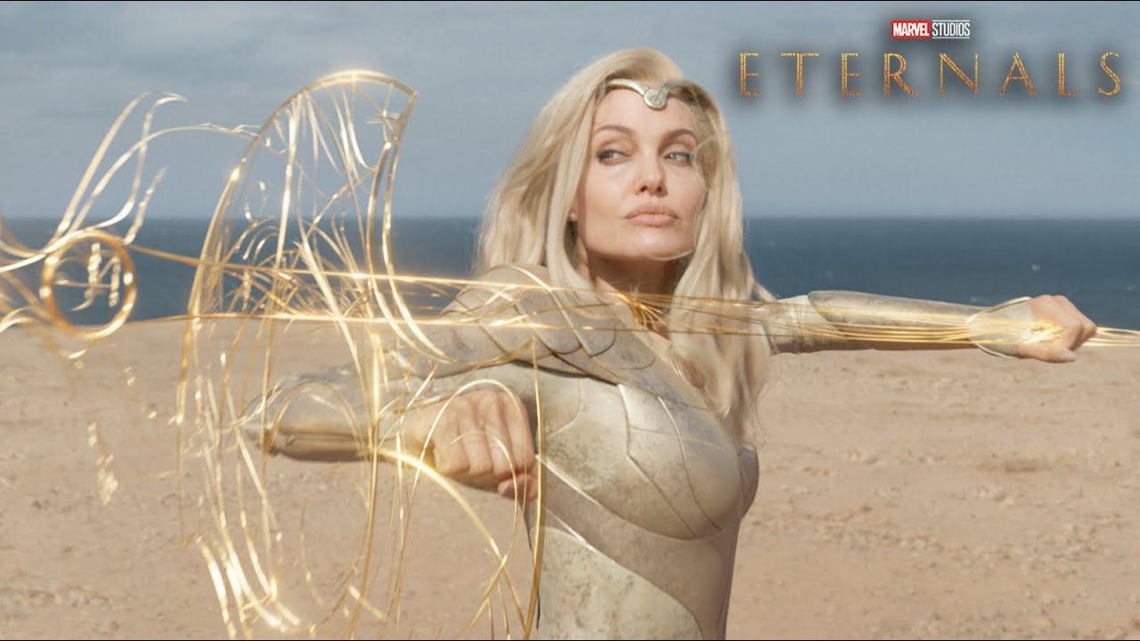 Veční [Eternals](2021)
